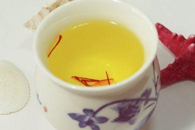 藏红花泡水喝的用量与方法