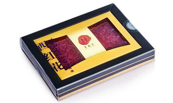 同仁堂顶级藏红花包装盒