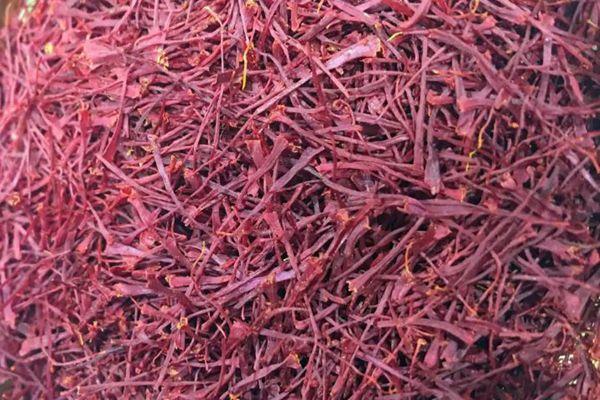 亳州药材市场的藏红花