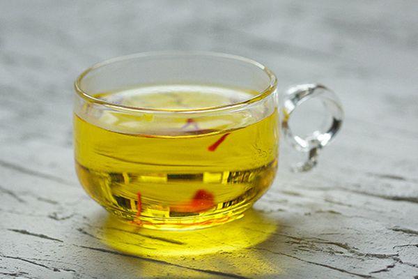 藏红花茶增强免疫功能