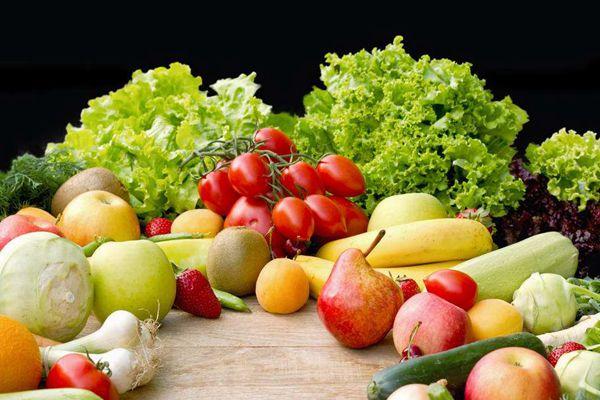 高血脂人群多食蔬菜水果