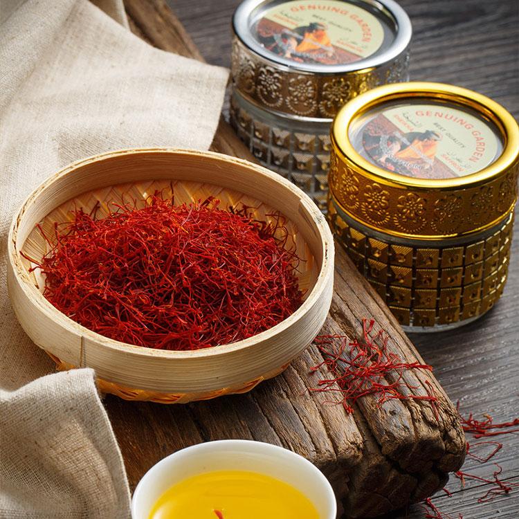 藏红花和藏红花茶