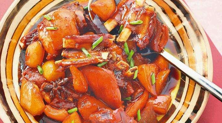 Image result for 紅燒羊肉石斛湯