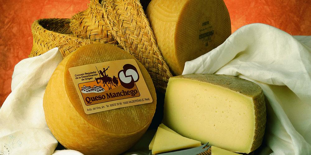 Queso Manchego奶酪