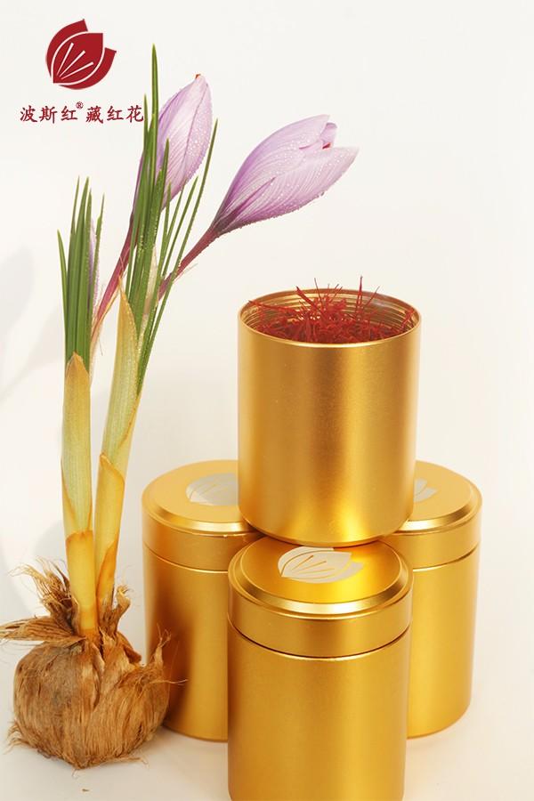 鈦合金不銹鋼瓶裝藏紅花