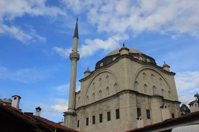穆罕默德帕夏清真寺