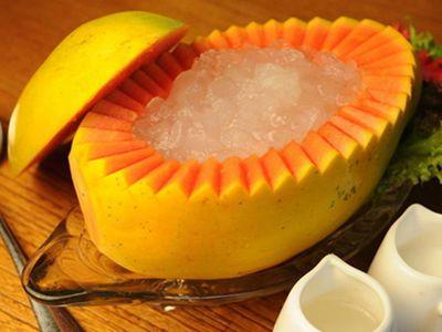 木瓜炖雪蛤的功效和做法