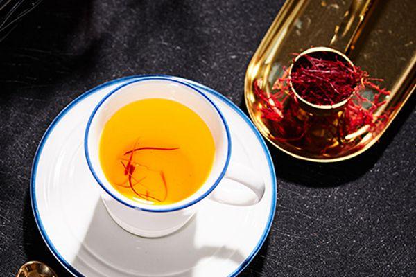 喝藏红花茶增强体质