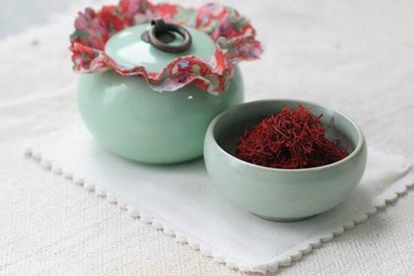 祛痘的藏紅花