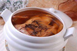 冬虫夏草调理风湿性心脏病的食谱 冬虫夏草白鸭汤