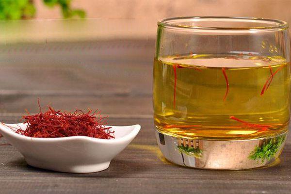 喝藏紅花提升免疫力