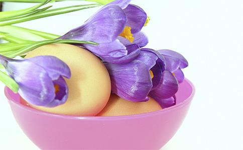藏红花和鸡蛋