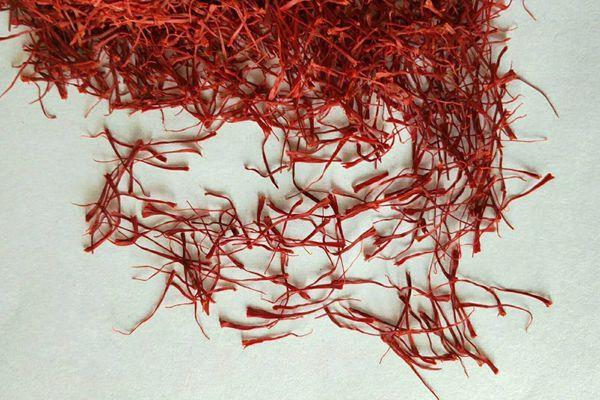 藏紅花素來源于藏紅花