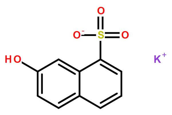 藏紅花酸分子結構
