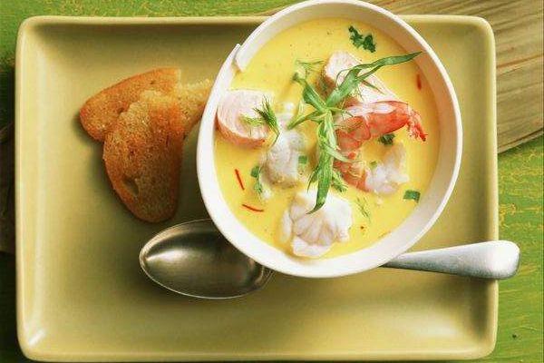 藏紅花煲湯的食用方法