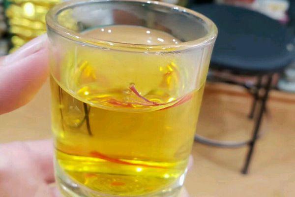藏红花长期泡水喝的禁忌