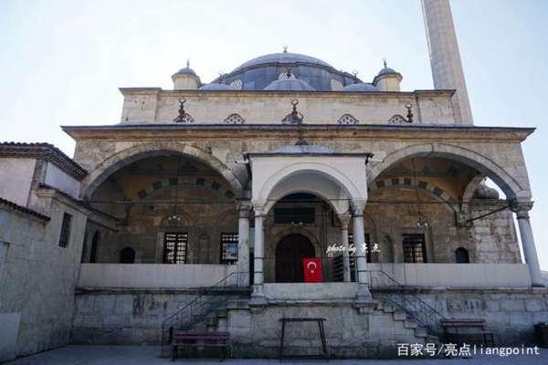 库普鲁鲁穆罕默德帕夏清真寺