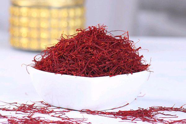 藏紅花茶美容養顏