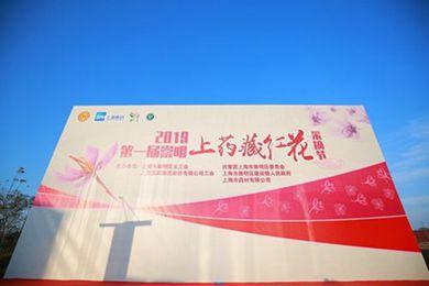 多年科研课题获突破 2019第一届上海崇明上药藏红花采摘节暨崇明区职工联合技