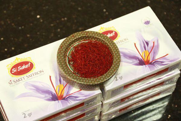 来自其他国家的藏红花