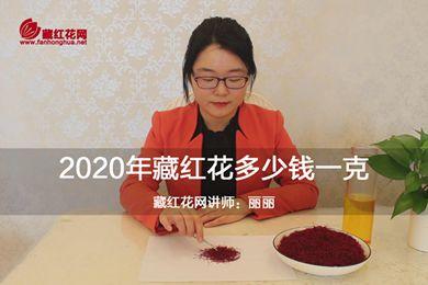 视频介绍2020年藏红花多少钱一克