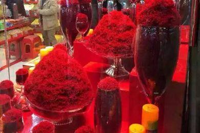 伊朗恢复出口藏红花
