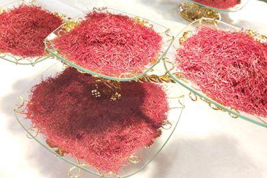 伊朗專家稱藏紅花價格不會上漲