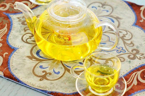 藏红花泡茶的用法
