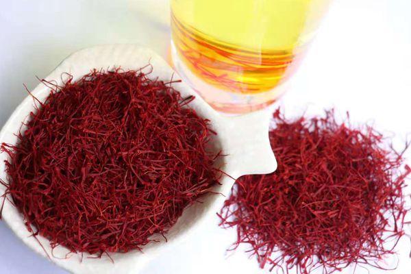 藏红花的功效与作用及正确吃法