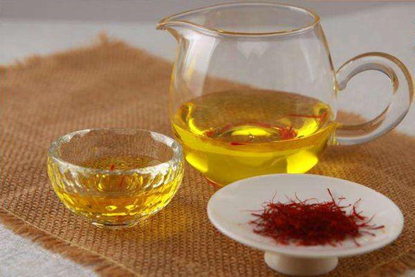 藏红花的功效与作用及食用方法