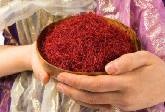 深圳机场口岸验放的伊朗西红花