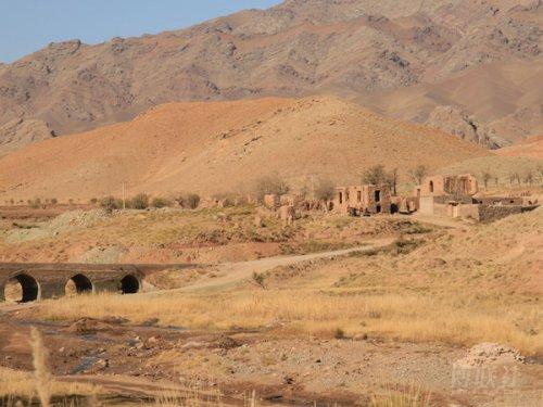 伊朗普通山村