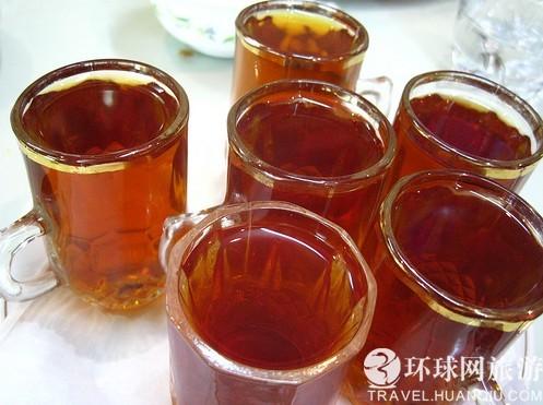 伊朗藏紅花茶