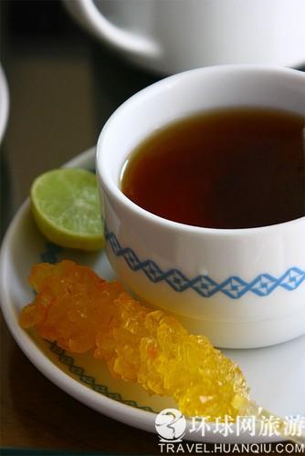 伊朗藏紅花冰糖藏紅花茶