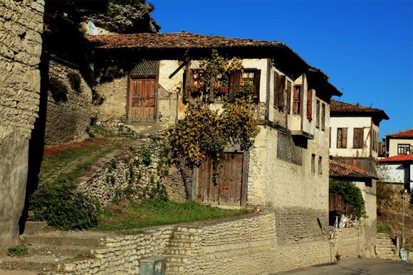 土耳其迷人的番紅花小鎮