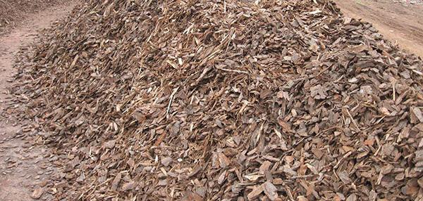 用木片制作種植鐵皮石斛用的土