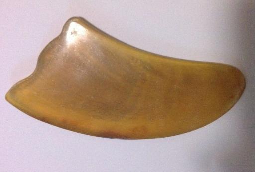 黃牛角刮痧板
