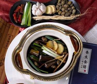 石斛鱔魚湯
