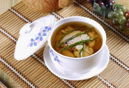 石斛瘦肉湯
