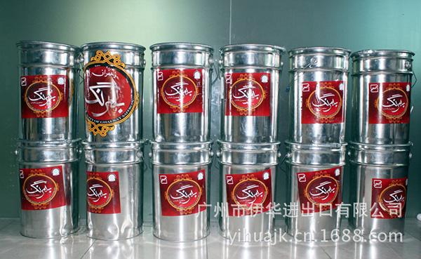 伊朗进口铁桶装特级藏红花