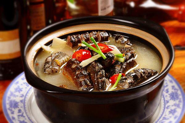 石斛黃鱔湯