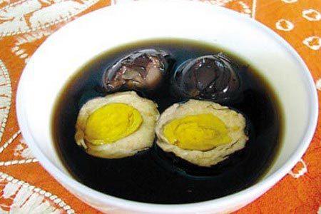 何首乌煮鸡蛋
