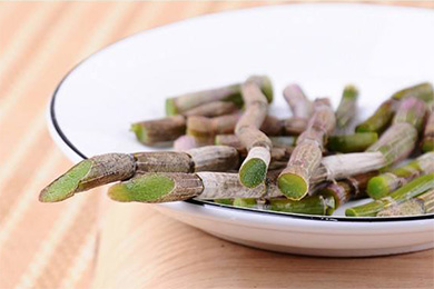 铁皮石斛鲜条怎么吃?