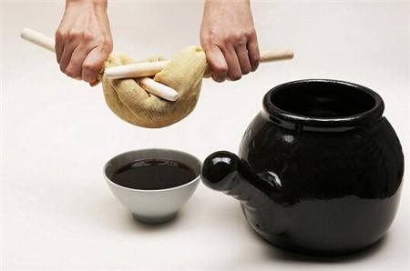 砂锅熬中药