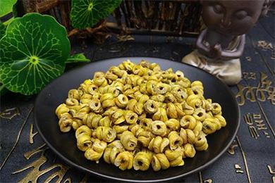 正宗的霍山铁皮石斛枫斗是什么颜色的?