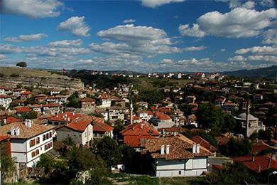 土耳其小镇番红花城