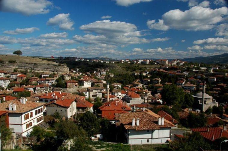 土耳其小鎮番紅花城