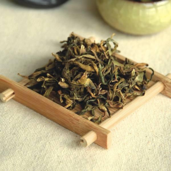 铁皮石斛叶茶