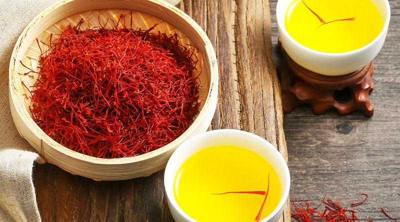 藏红花的吃法和藏红花泡水喝的功效